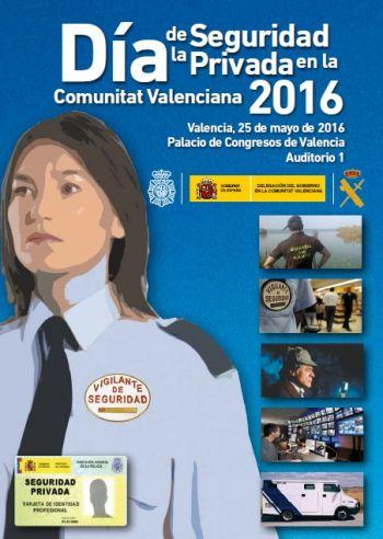 ESACV colaboradora del Día de la Seguridad Privada en la Comunidad Valenciana 2016