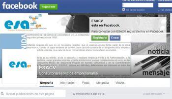 ESACV en FACEBOOK