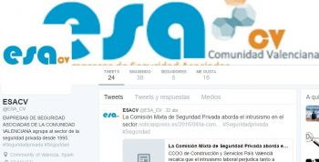 ESACV en TWITTER