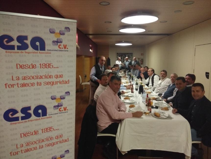 Comida encuentro Navidad 2017 – ESACV