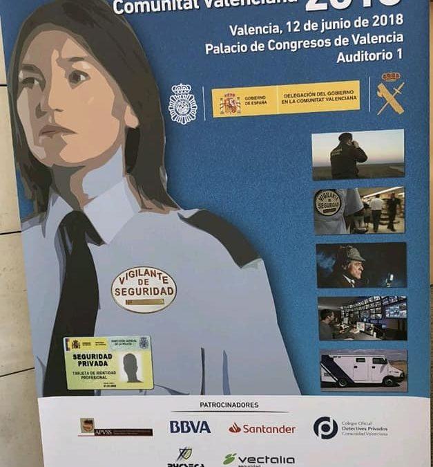 DÍA DE LA SEGURIDAD PRIVADA DE LA COMUNIDAD VALENCIANA 2018