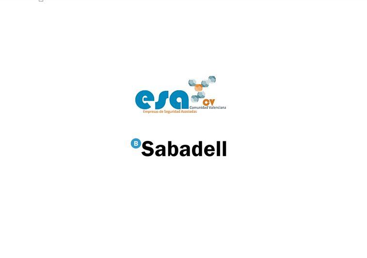 ESACV firma un acuerdo de colaboración con el Banco de Sabadell