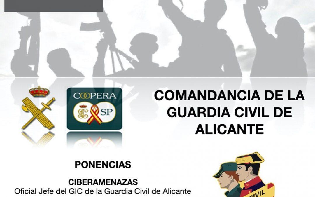 JORNADA «LA SEGURIDAD PRIVADA Y EL TERRORISMO YIHADISTA» ALICANTE