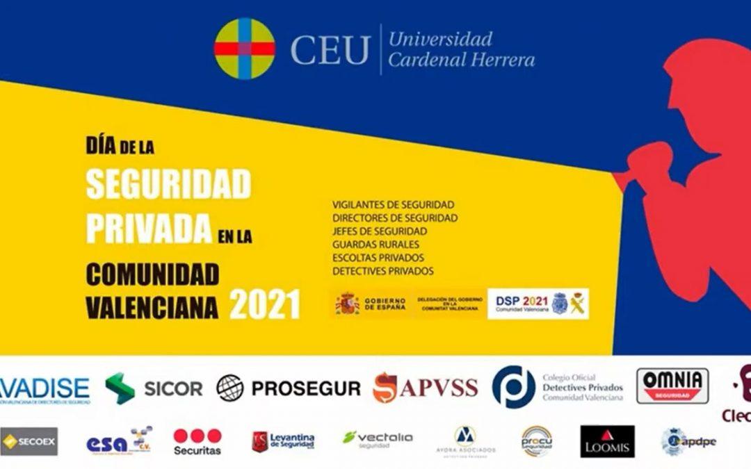 DÍA DE LA SEGURIDAD PRIVADA DE LA COMUNIDAD VALENCIANA 2021